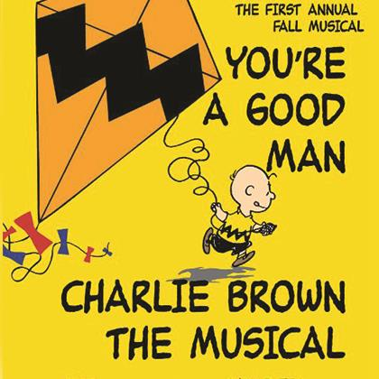 You're A Good Man, Charlie Brown - The Musical!