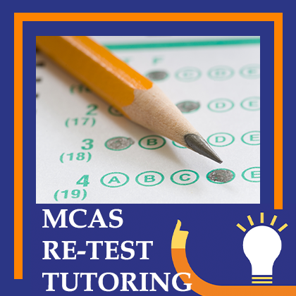 2019 MCAS RE-TEST TUTORING